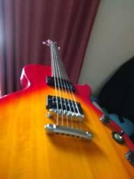 Guitarra les paul Epiphone (só venda)