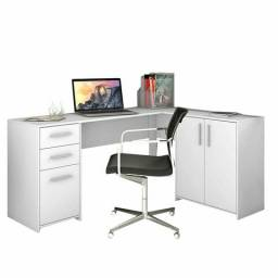 Mesa em L escritório - Novo na caixa lacrado