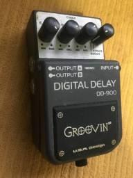 Pedal Groovin Digital Delay DD-900