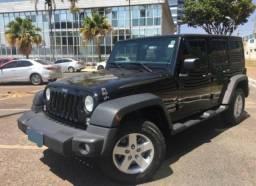 Jeep wrangler 3.6 unlimitd sport 2015 - 2015