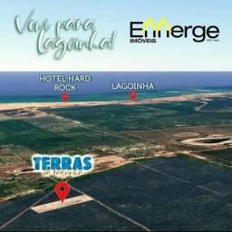 Localização das terras de lagoinha