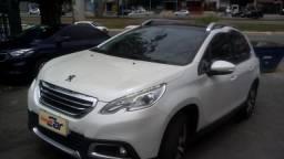 PEUGEOT 2008 1.6 16V FLEX GRIFFE 4P AUTOMÁTICO - 2016