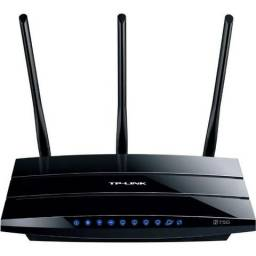 Router Wireless TP-Link 3 Antenas