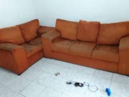 Vendo sofá  usado para reforma