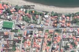 JD380 - Excelente terreno comercial a 90 metros do Mar na Praia Alegre em Penha/SC