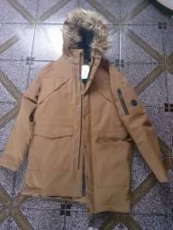 Casaco de frio europeu original