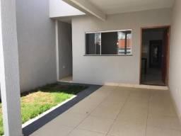 Casa 02 quartos - 01 Suíte; R$149.900Mil - Resid. Campos Dourados