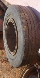 Roda pneu c camara