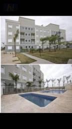 Apartamento com 3 dormitórios para alugar, 79 m² por R$ 856/mês - Jardim Bosque das Vivend