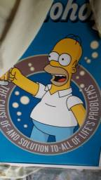 Quadro do Homer Simpsons R$ 200