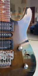 Guitarra com Captador Dimarzio Ibanez(Ponte)