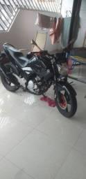 Moto fazer 2011/12