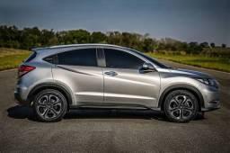 Honda HR-V EXL 1.8, Cinza, 2016, Flex