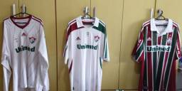 Camisa do Fluminense + bandeira