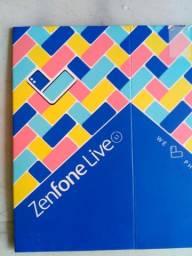 Vendo peças de zenfone live com 11 meses de uso, e original