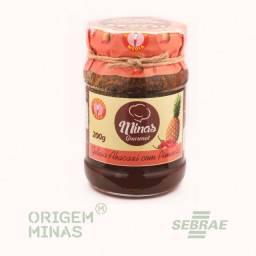 Kit de Geleias - 3 potes de 200 g | Minas Gourmet