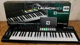 Novation Launchkey 49 MKII - Vendo ou troco