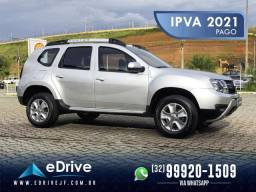 Renault Duster Dynamique 1.6 Flex Mec. - IPVA 2021 Pago - Central Multimídia - 2018