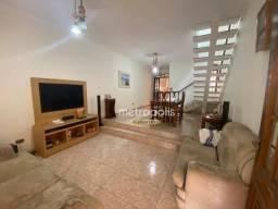 Sobrado com 2 dormitórios à venda, 181 m² por R$ 850.000,00 - Cerâmica - São Caetano do Su
