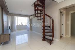 Apartamento para alugar com 2 dormitórios em Menino deus, Porto alegre cod:332054