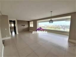 Apartamento com 4 dormitórios para alugar, 147 m² por R$ 3.400,00/mês - Vila Ema - São Jos