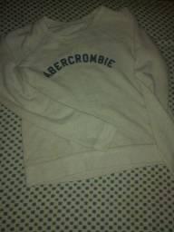 Moletom original abercrombie