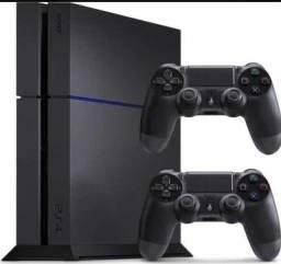 Título do anúncio: PS4 500 gb usado