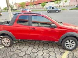 Fiat Strada Cabine Dupla 2010 - Otimo para trabalho