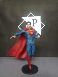 Boneco Colecionável Superman Liga Da Justiça