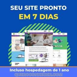 Título do anúncio: Criação de Sites e Loja Virtual de alto Impacto