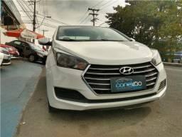 Hyundai Hb20s 2018 1.6 comfort plus 16v flex 4p automático