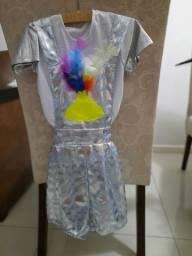 Fantasia Infantil de Peteca- 5 a 6 anos
