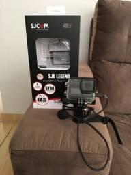 Câmera para motovlog