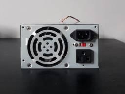 Fonte de Alimentação para Computador Coletek 450W (Modelo LC-8460BTX S)