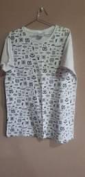 Camisa masculina gg