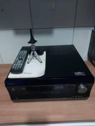 Onkyo Integra Dtc-9.8 controlador de áudio Vídeo Áudio
