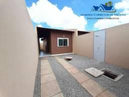 Casa Nova c/ 2 suítes, em Itaitinga.