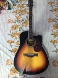 Violão elétrico Memphis md-18