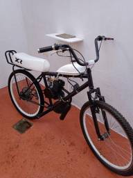 Título do anúncio: Bicicleta motoristada 80cc