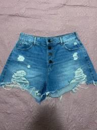 Shorts Jeans colcci