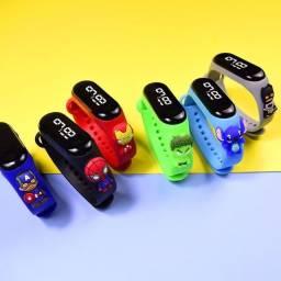 Relógio Digital Led Infantil
