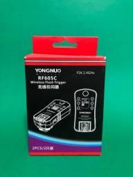 Rádio flash yongnuo