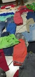 Roubo de roupa masculina