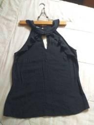 Blusas arrumadinhas, Camisa e Cropped