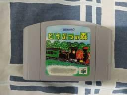 Animal Crossing 64 (Doubustu no Mori) Japonês