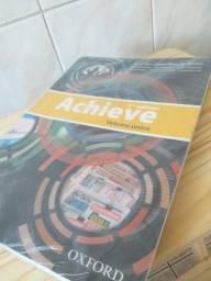 Livro Achieve Volume único Inglês