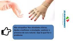 Luvas Magnéticas Ortopédicas - Tratamento de Artrite e Artrose
