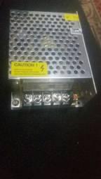 Vendo fonte 12 volts 5 amper 25.00