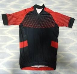 Camisa Ciclismo Masculina.