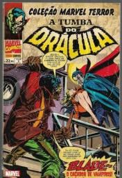 olx229 a tumba do drácula coleção marvel terror volume 2